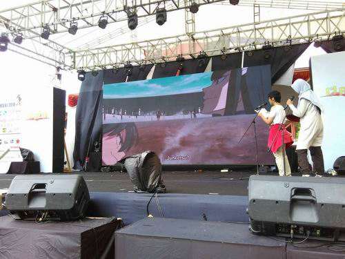 Pop Culture Stage Ennichisai 2016 Tampilkan CLASH Seiyuu Contest & CLASH Single Cosplay (7)