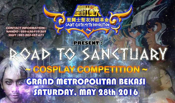 Road to Sanctuary Cosplay Competition2