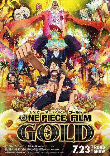 Trailer Film One Piece Film Gold Telah Dirilis