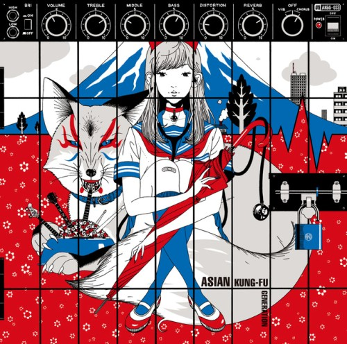 ASIAN KUNG-FU GENERATION Jelaskan Detil Single Blood Circulator 2