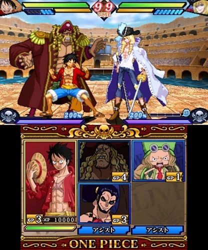 Arc System Works Umumkan Tanggal Perilisan One Piece Great Pirate Colosseum 2