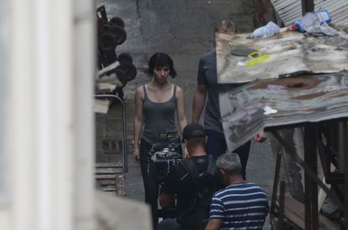 Film Live-Action Ghost in the Shell Ungkap Foto-foto Syuting di Hong Kong (2)