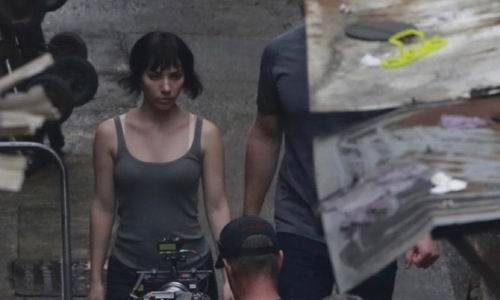 Film Live-Action Ghost in the Shell Ungkap Foto-foto Syuting di Hong Kong (3)
