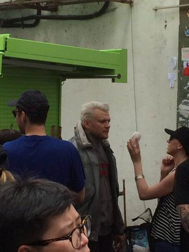 Film Live-Action Ghost in the Shell Ungkap Foto-foto Syuting di Hong Kong (4)