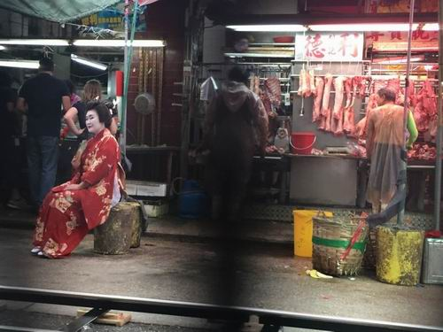 Film Live-Action Ghost in the Shell Ungkap Foto-foto Syuting di Hong Kong (8)