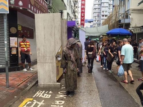 Film Live-Action Ghost in the Shell Ungkap Foto-foto Syuting di Hong Kong (9)