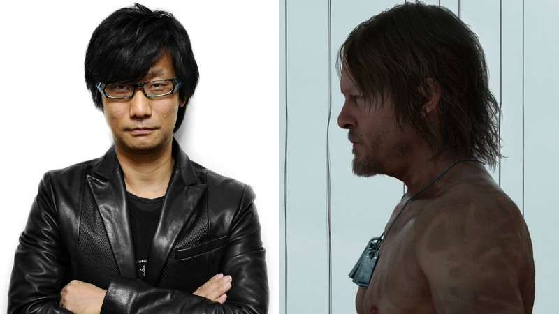 Hideo Kojima Gandeng Bintang The Walking Dead Dalam Game Terbarunya 0