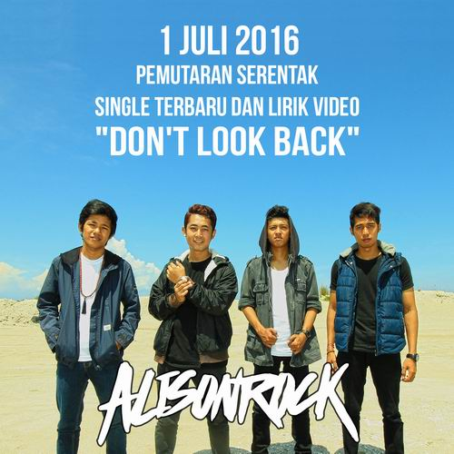 [LOCAL BAND] Pemutaran Serentak Single Alison Rock (1)