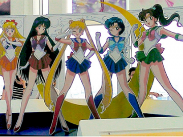 Pameran Sailor Moon