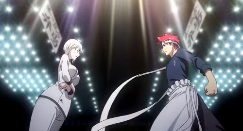 Shokugeki no Soma Season 2 Luncurkan Video Promosi Terbaru