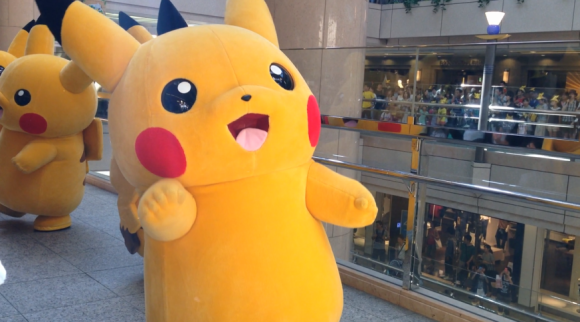 Film Live-Action Pokemon Akan Dibuat Oleh Legendary Entertainment