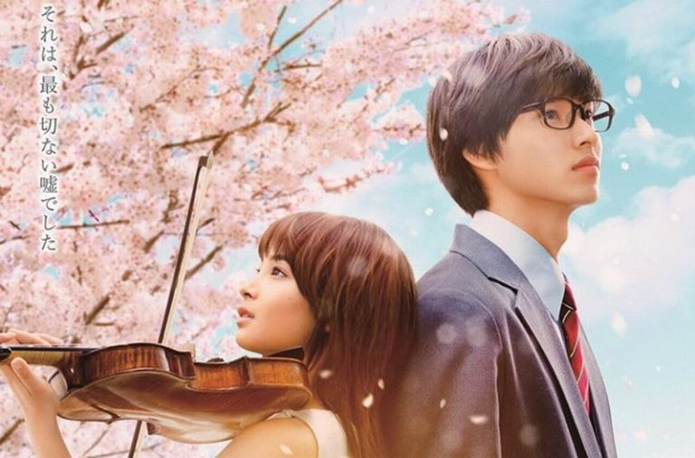 Film Live-Action Your Lie in April