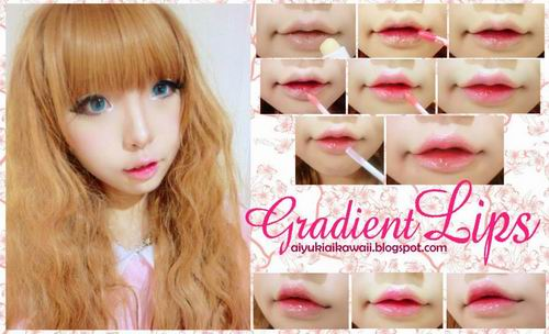 #JSnavigator Aiyuki Aikawa Diary ~ Japanese Gyaru Make-up & Hairstyle Tutorial (2)