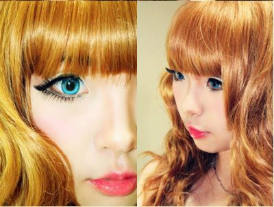 #JSnavigator Aiyuki Aikawa Diary ~ Japanese Gyaru Make-up & Hairstyle Tutorial (23)