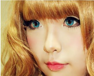 #JSnavigator Aiyuki Aikawa Diary ~ Japanese Gyaru Make-up & Hairstyle Tutorial (24)