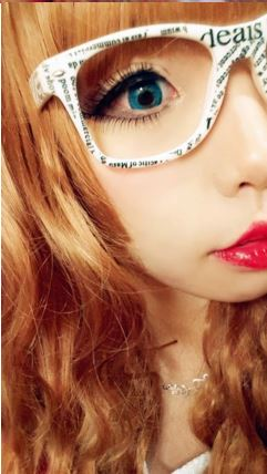 #JSnavigator Aiyuki Aikawa Diary ~ Japanese Gyaru Make-up & Hairstyle Tutorial (45)