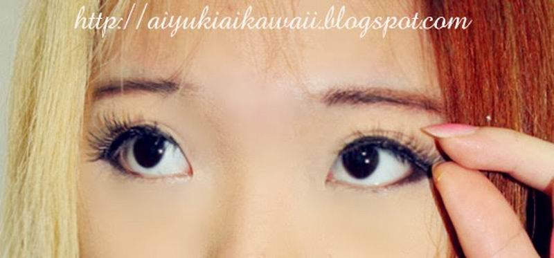#JSnavigator Aiyuki Aikawa Diary ~ Simple & Natural Make-up Tutorial (3)