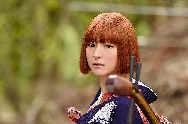 Ryoko Hirosue Tampil Dalam Drama The Man with the God Tongue Yang Dibintangi Osamu Mukai1