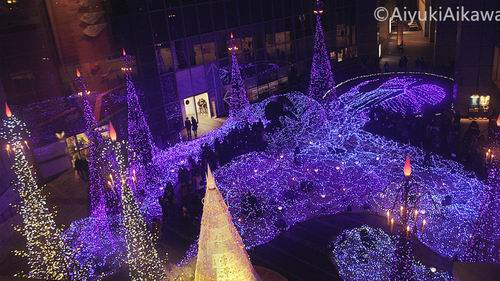shiodome caretta illumination (4)