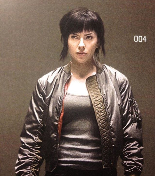 Film Live-Action Ghost in the Shell Versi Hollywood Ungkap Foto Para Pemeran Berkostum (1)