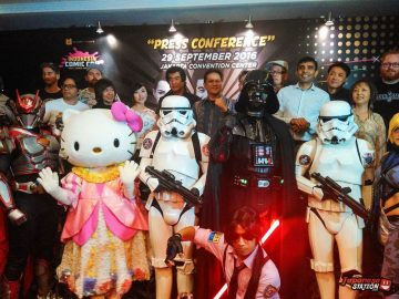 Indonesia Comic Con 2016
