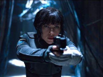 Ghost in the Shell Versi Hollywood
