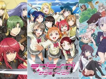 Lagu Tema Anime Summer 2016