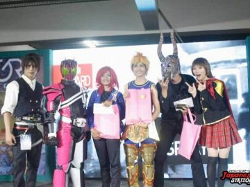 TGR x Japanese Station Cosplay Competition