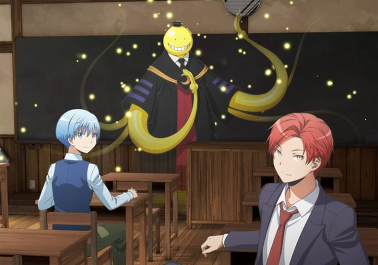 Assassination Classroom the Movie: 365 days, Cerita Original 7 Tahun Setelah Kelulusan