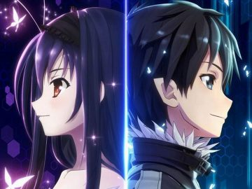 Sword Art Online dan Accel World