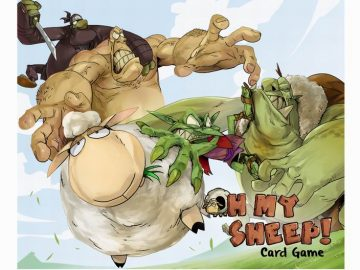 Oh My Sheep! Card Game Seru yang Diciptakan Oleh Canvas Studio