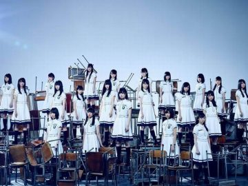 Single Baru Keyakizaka46