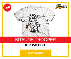 Kitsune Trooper