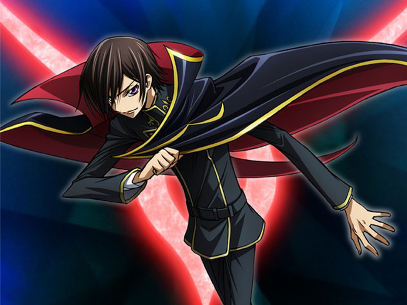 Anime Code Geass
