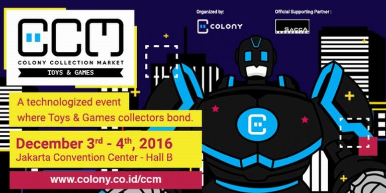 Colony Collection Market