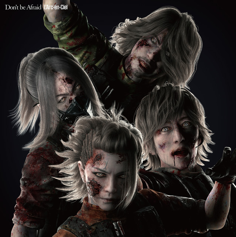 L'Arc-en-Ciel Umumkan Cover Single Don't be Afraid yang Rilis Desember