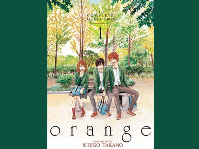 Film Anime Orange