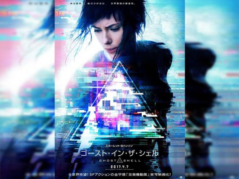 live-action Ghost in the Shell