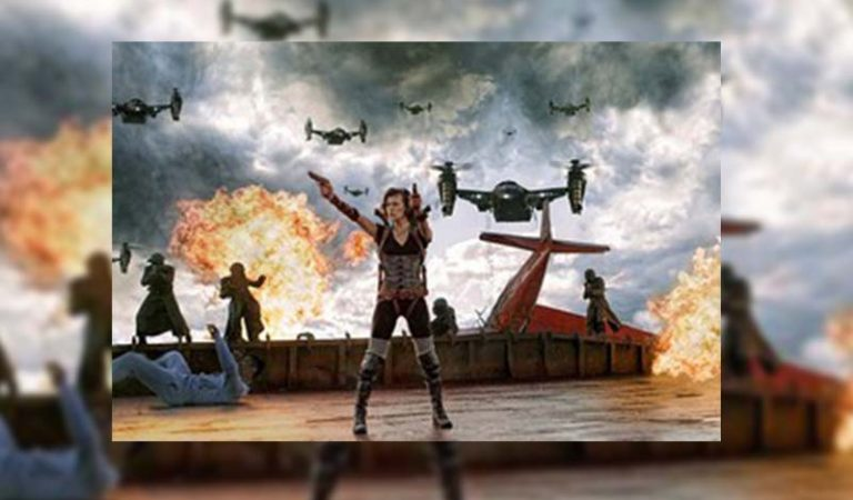 Tayang Perdana, Resident Evil: The Final Chapter Rajai Puncak Box Office Jepang
