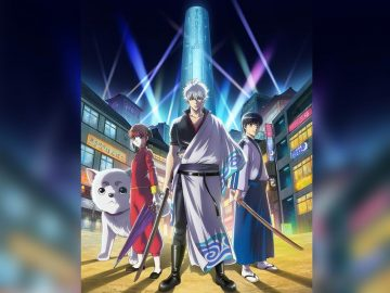 Serial Anime Gintama