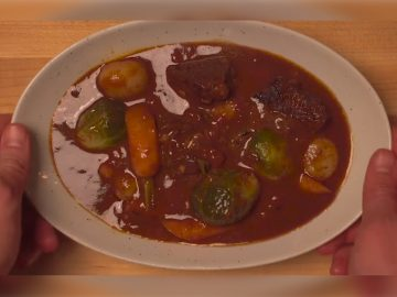 Beef Stew ala Ignis