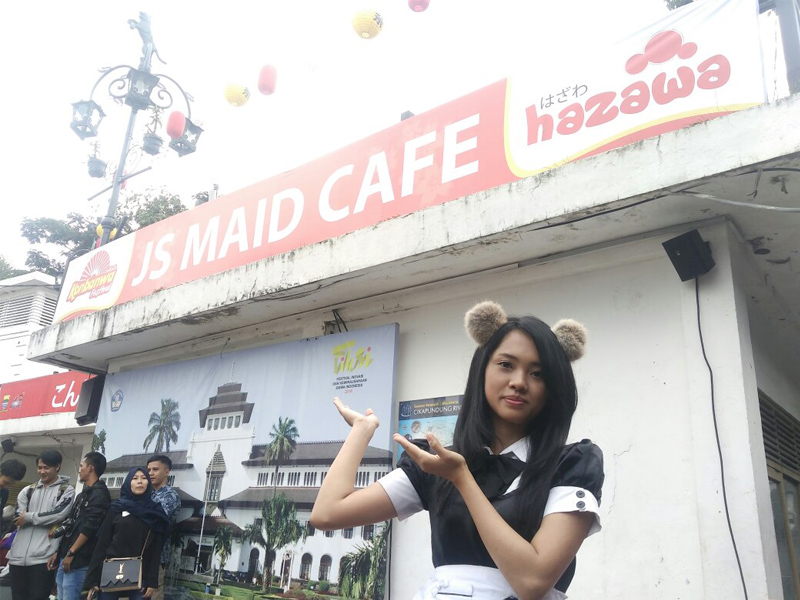 JS Maid Cafe by Hazawa Resto