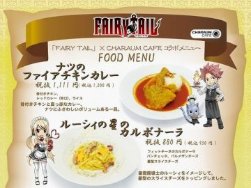 Kafe Fairy Tail