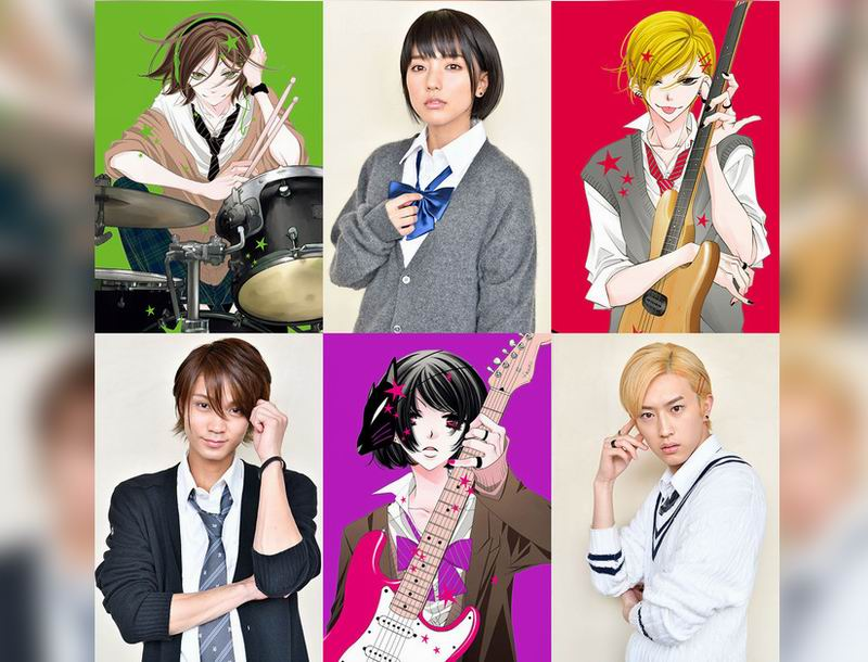 Film Live-Action Anonymous Noise