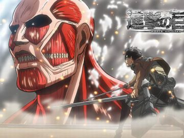 Manga Attack on Titan