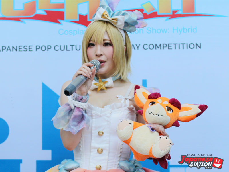 Cosplayer Usagi