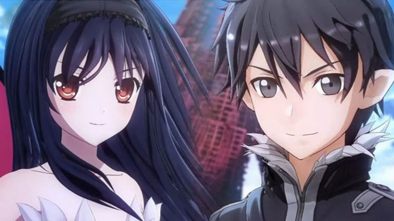 Game Accel World vs. Sword Art Online
