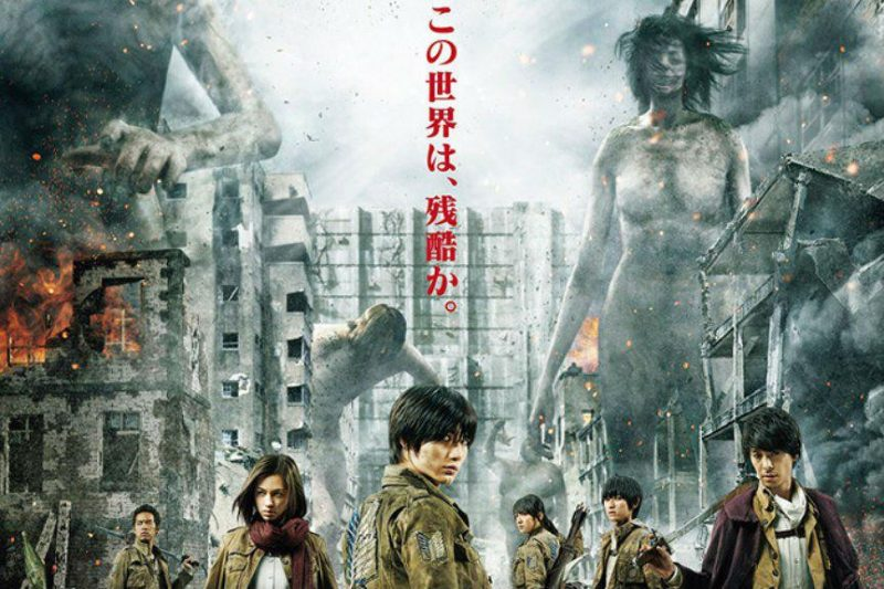 LIve-Action Attack on Titan