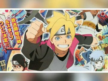 Serial Anime Boruto