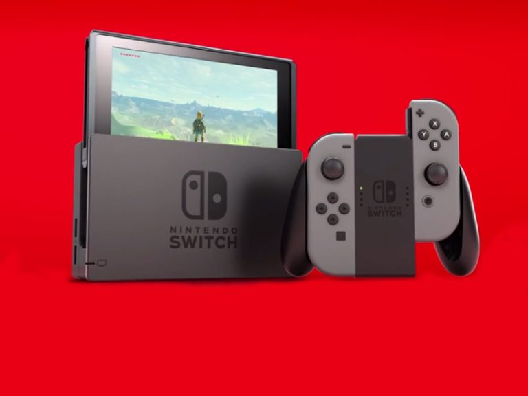 Cara bermain Nintendo Switch